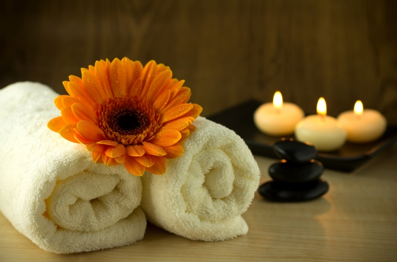 AROMA THERAPY & TURKISH BATH & FISH SPA - Wellness & SPA