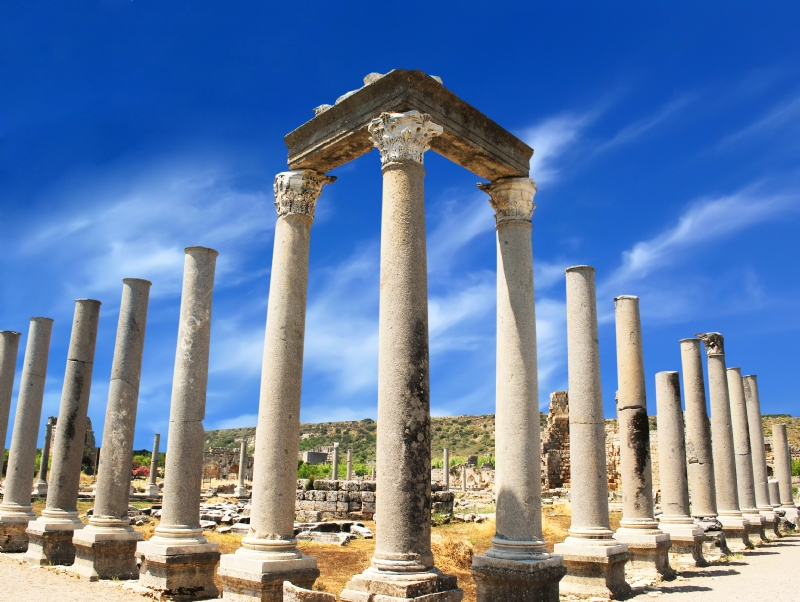ASPENDOS AND PERGE - Cultural Tours