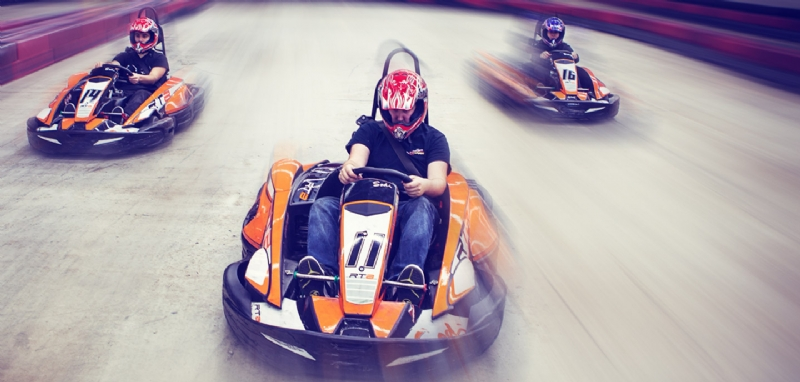 GO KARTING - Adventure Tours