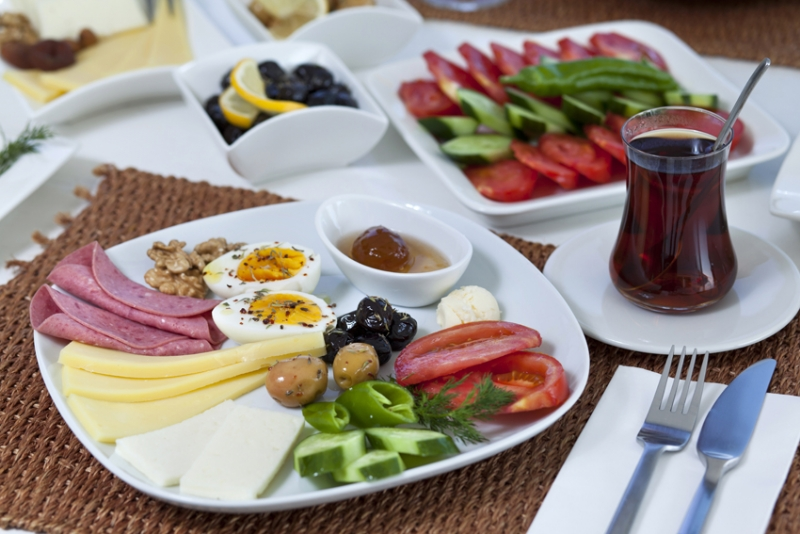 MANAVGAT VILLAGE BREAKFAST - Food & Drink