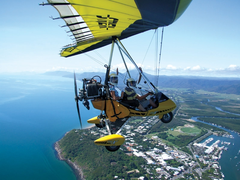 MICROLIGHT - Adventure Tours