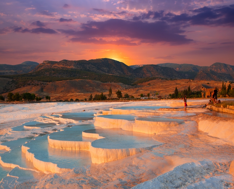 PAMUKKALE 1 DAY TOUR - Cultural Tours