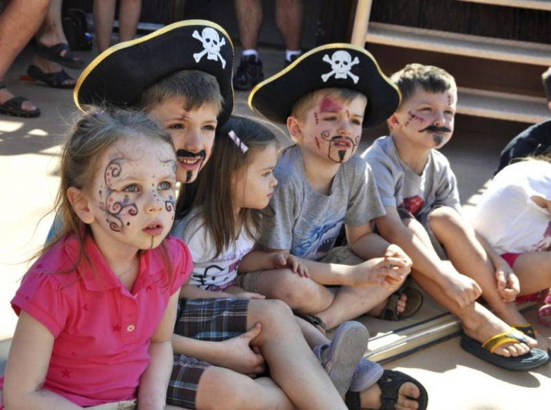 PIRATE BOAT TOUR - Boat Tours