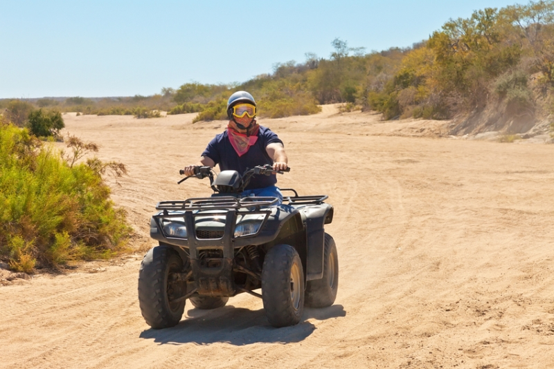 QUAD SAFARI/BUGGY SAFARI - Adventure Tours