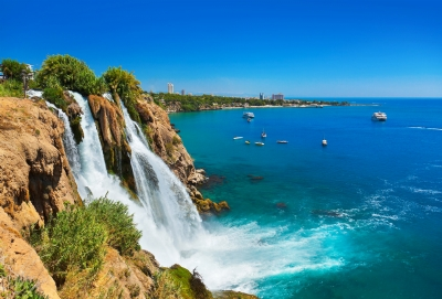 Cultural Tours - ANTALYA WATERFALL TOUR