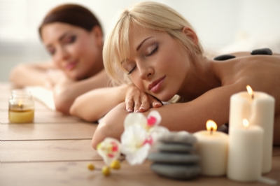 Wellness & SPA - AROMA THERAPY & TURKISH BATH & FISH SPA