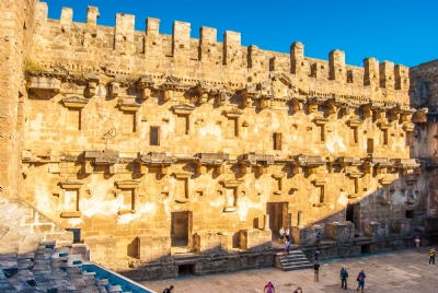 Cultural Tours - ASPENDOS AND PERGE