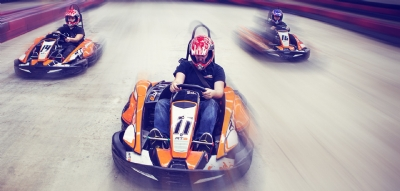 Adventure Tours - GO KARTING