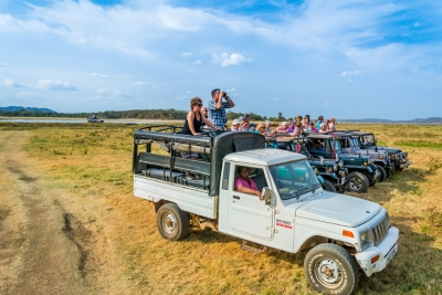 Adventure Tours - JEEP SAFARI