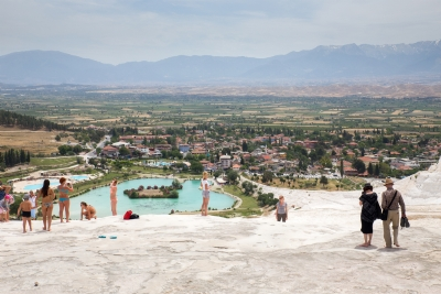 Cultural Tours - PAMUKKALE 2 DAY TOUR