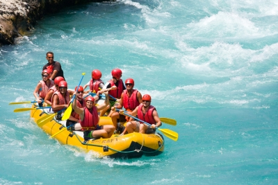 Adventure Tours - RAFTING